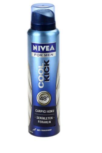 Nivea Men Cool Kick 48h deo antipersprant 150 ml