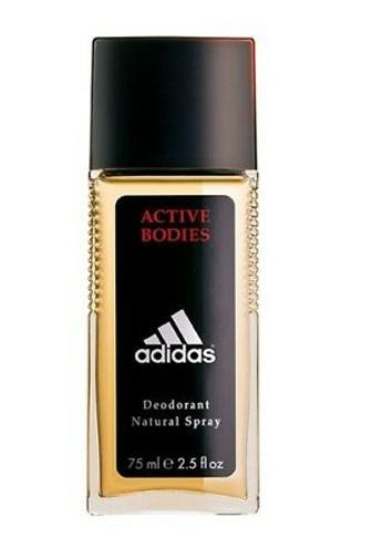 Adidas Active Bodies deo sklo 75 ml