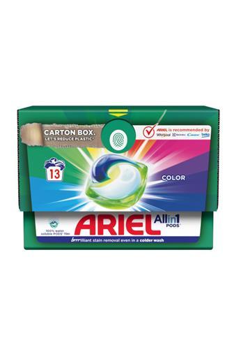 Ariel 3v1 color gelové kapsle 28 ks