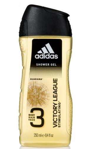 Adidas 3v1 men Victory League sprchový gel 250 ml