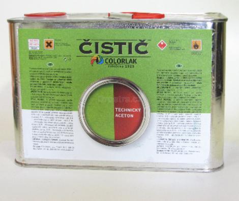 Colorlak Aceton technický R7003 4l