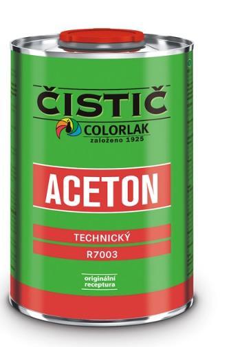 Colorlak Aceton technický R7003 0.7 l