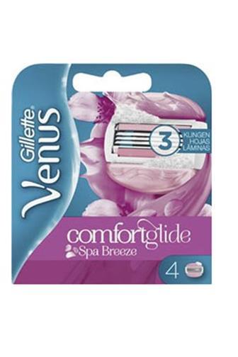 Gillette Venus Breeze náhradní náplň 4 ks