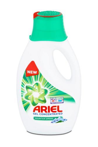 Ariel Mountain Spring prací prostředek (20 dávek) 1,1 l
