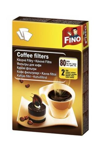 Fino kávové filtry č.2 80ks