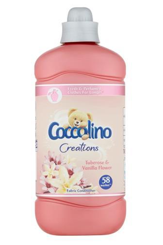Coccolino Creations Vanilla & Tuberose aviváž 58 dávek 1,45l