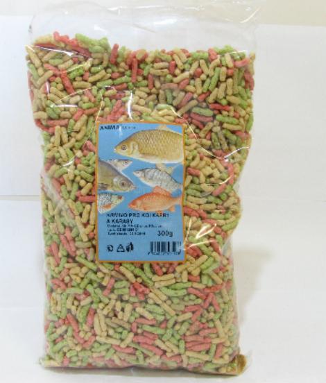 Anima krmivo pro Koi kapry a karasy 500 g