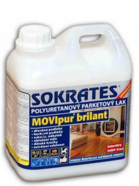Sokrates MoviPur Brilant lesk 2kg