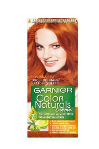 Garnier Color Naturals Créme barva na vlasy Créme 7,40+ Vášnivá měděná