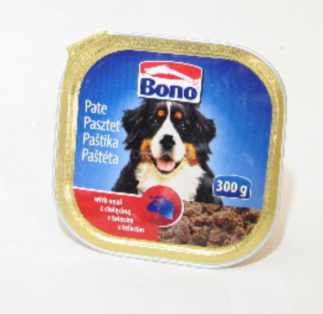 Bono paštika s telecím 300kg