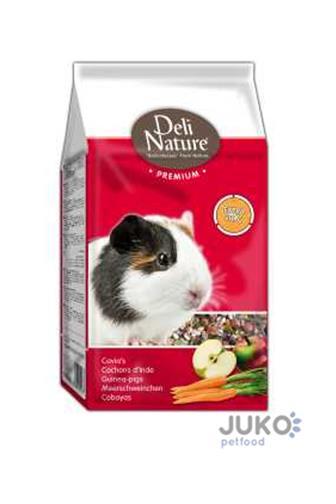 Deli Nature Premium krmivo pro morčata 800 g