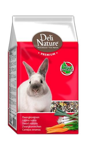 Deli Nature Premium krmivo pro králíky 800 g