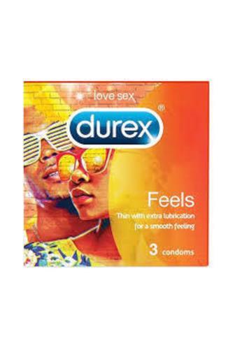 Durex Feels kondomy 3 ks