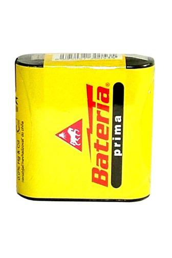Bateria Prima 3R12 4,5 V