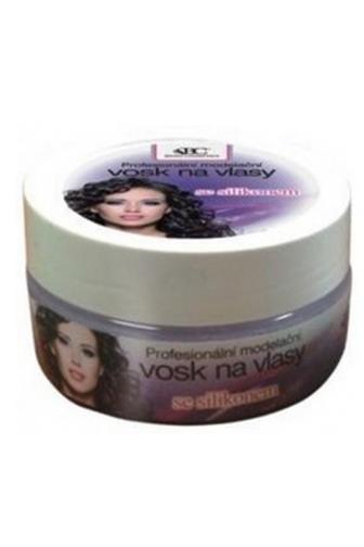 Bione Cosmetics Profesionální modelační vosk na vlasy se silikonem 150 ml