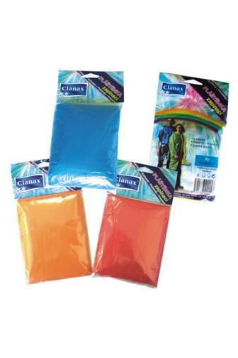 Clanax Pláštěnka zapínací polyethylen