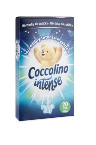 Coccolino ubrousky do sušičky 20 ks