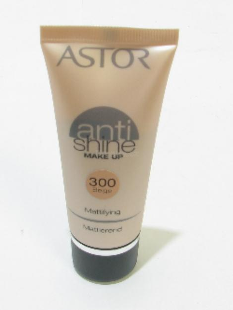 Astor AntiShine 300 beige 30 ml