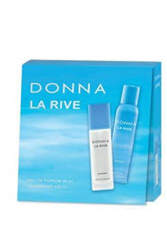 La Rive Donna woman EdP 90 ml+deo spray150 ml