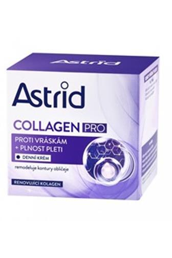 Astrid Collagen Pro krém proti vráskám denní 50 ml