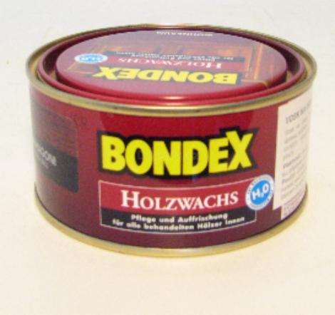 Bondex Holzwachs vosk na dřevo bezbarvý 0,25l