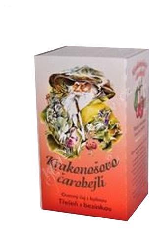 Krakonošovo čarobejlí Višeň s bezinkou 20 x 2 g