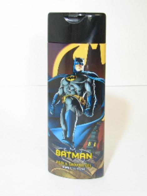 Batman 2v1 dětský sprchový gel + pěna 400 ml