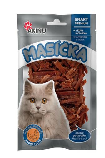 Akinu jehněčí kousky pro kočky 50g