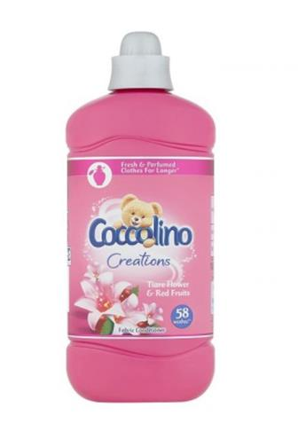 Coccolino creations Tiare Flower red fruits 1,45 l