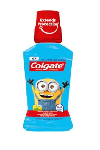 Colgate Kids Minion ústní voda 6-12let 250 ml