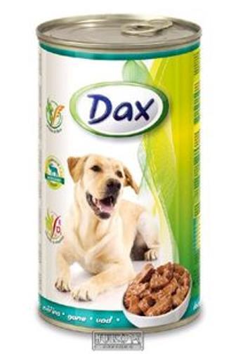 Dax zvěřina krmivo pro psy 1240 g