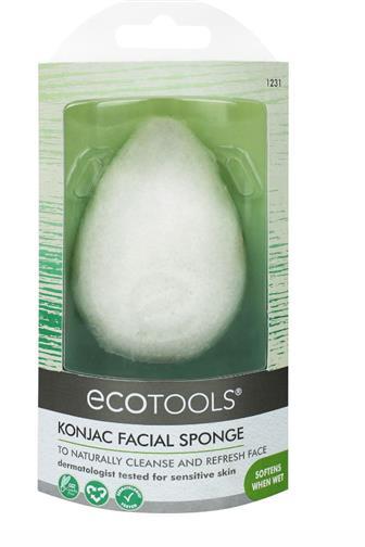 Ecotools Konjaková houbička pro jemné čištění