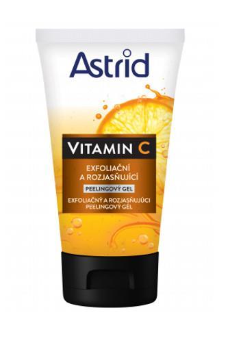 Astrid Vitamin C peelingový gel 150 ml