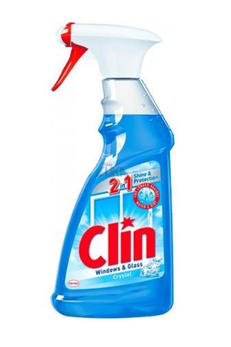 Clin Windows & Glass Crystal 500 ml