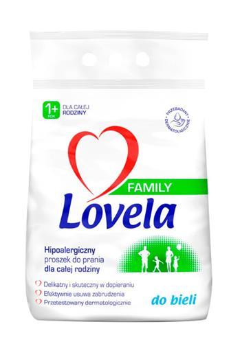 Lovela Baby prací prášek 13 dávek 1,3 kg