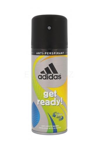 Adidas get ready! men deo spray 150 ml