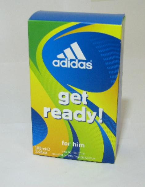 Adidas get ready! men EdT 100 ml