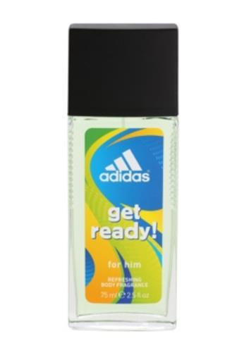 Adidas get ready! men deo sklo 75 ml