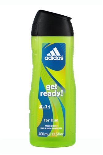 Adidas 3v1 get ready! men sprchový gel 400 ml