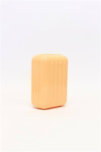 Krabička na mýdlo s vroubky plast