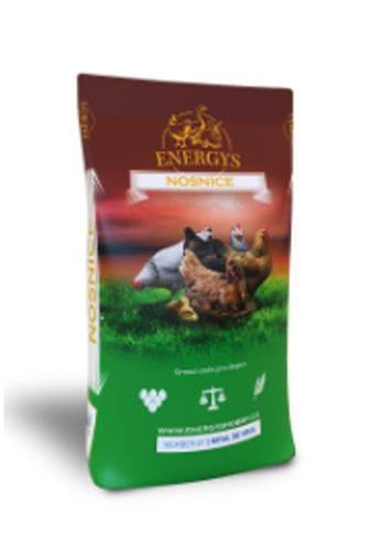 Energys nosnice klasik krmivo pro drůbež sypká 25 kg