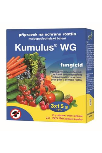 Agro Kumulus WG 3 x 15 g