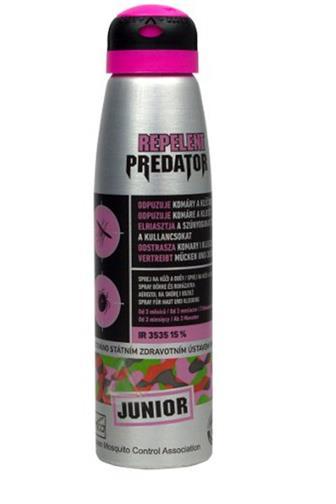 Repelent Predátor Junior od 3 měsíců 150 ml