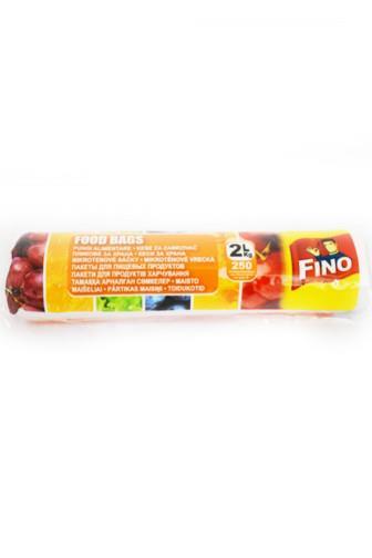 Fino mikrotenové sáčky roll 23 x 26.5cm 2l 250 ks