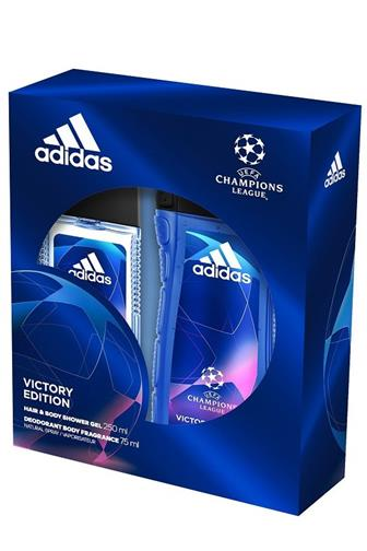 Adidas Victory edition sg 250 ml+deo sklo 75 ml
