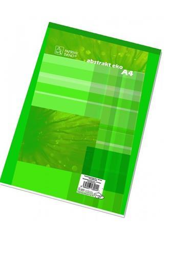 Poznámkový blok A4 čtvereček 50 listů