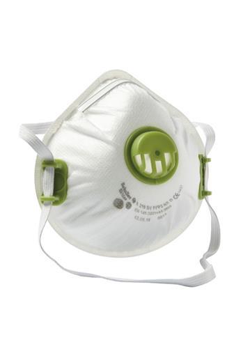 Respirátor FFP2 dětský s ventilkem 1 ks