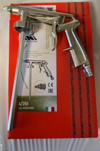 Pistole aplikační A/206 na body + dutiny