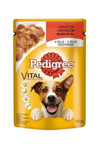 Pedigree hovězí - jehněčí 100 g