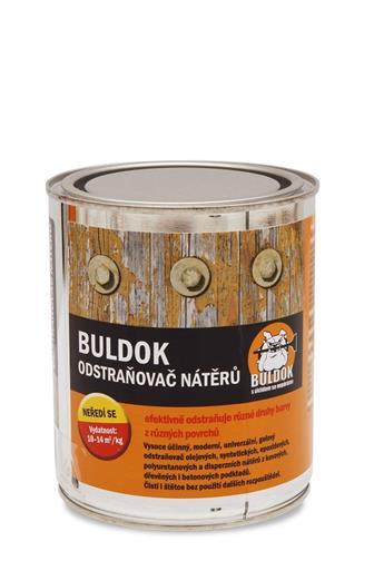 Buldok odstraňovač nátěrů 0,5 kg